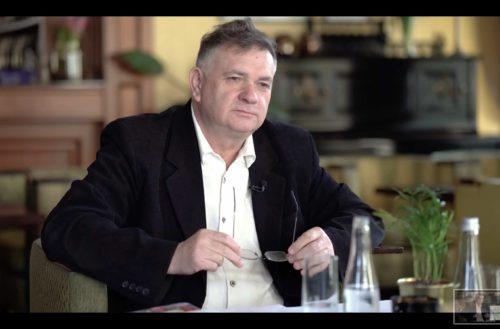 """Gościem programu """"Na dywaniku"""" jest Jerzy Stachurski 2019"""