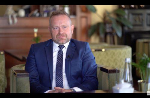 """Gościem programu """"Na dywaniku"""" jest Mariusz Treder 2019"""