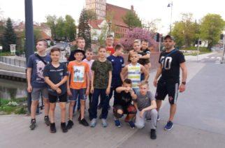 Kartuscy zapaśnicy ze złotymi medalami w Olsztynie