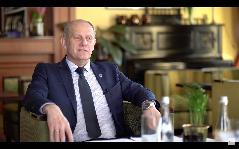 """Gościem programu """"Na dywaniku"""" był Wojciech Kankowski 2019"""