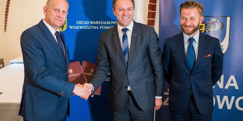 Rozwój Powiatu Kartuskiego dzięki UE! Dzięki tym inwestycjom żyje się nam łatwiej