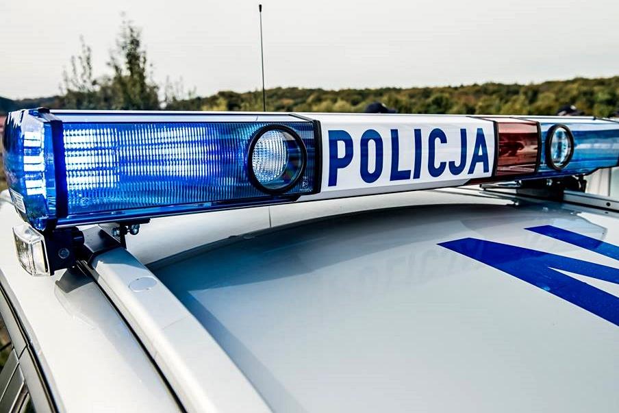 Jedna osoba ranna w wypadku w Gowidlinie