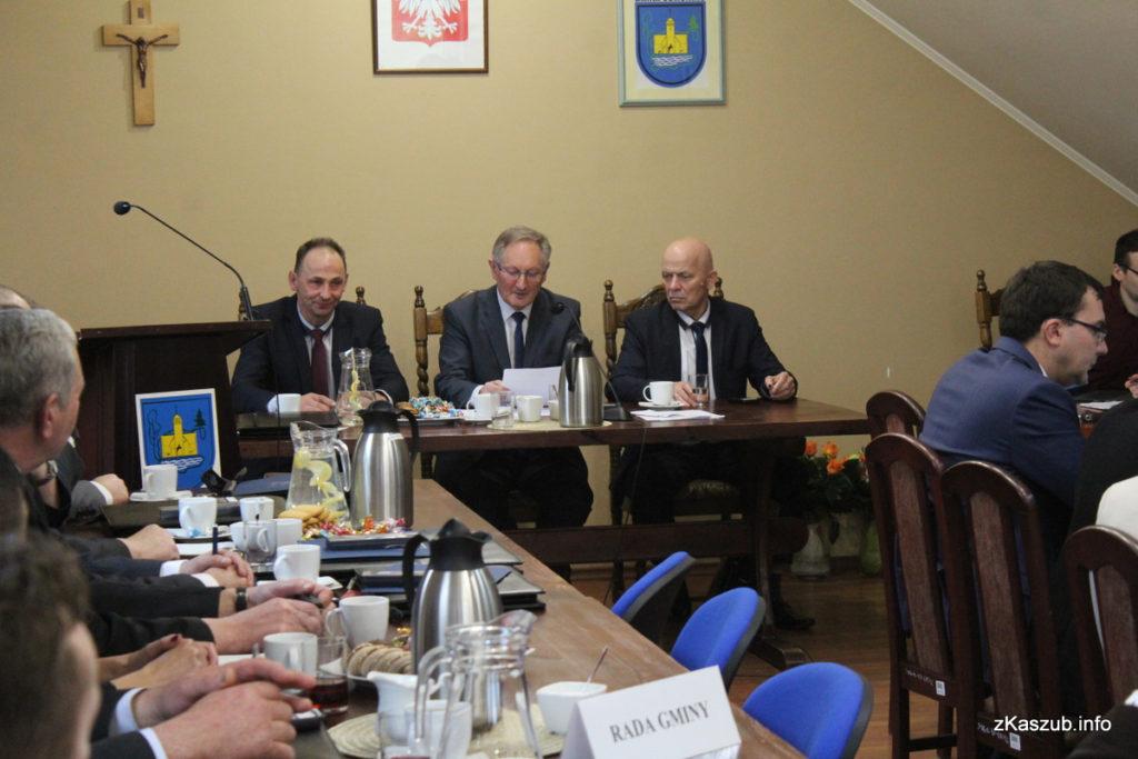 VII Sesja Rady Gminy Somonino