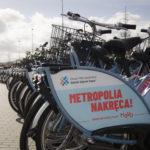 MEVO z rekordową liczbą wypożyczeń, ale zbyt mała dostępność rowerów