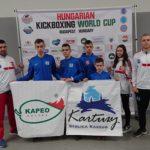 Drużyna Rebelii z 9 medalami na XXV Hungarian World Cup