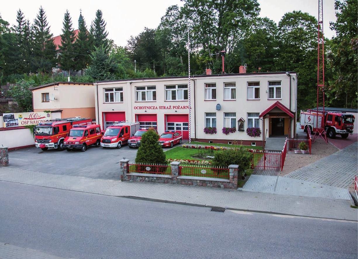 Dzień Strażaka w Sulęczynie