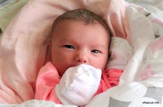 Przyszli na świat… Dzieci urodzone w kartuskim szpitalu [2019.05.17]