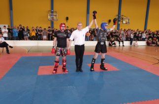 Świetny występ Rebelii Mistrzostwach Województwa w kickboxingu!