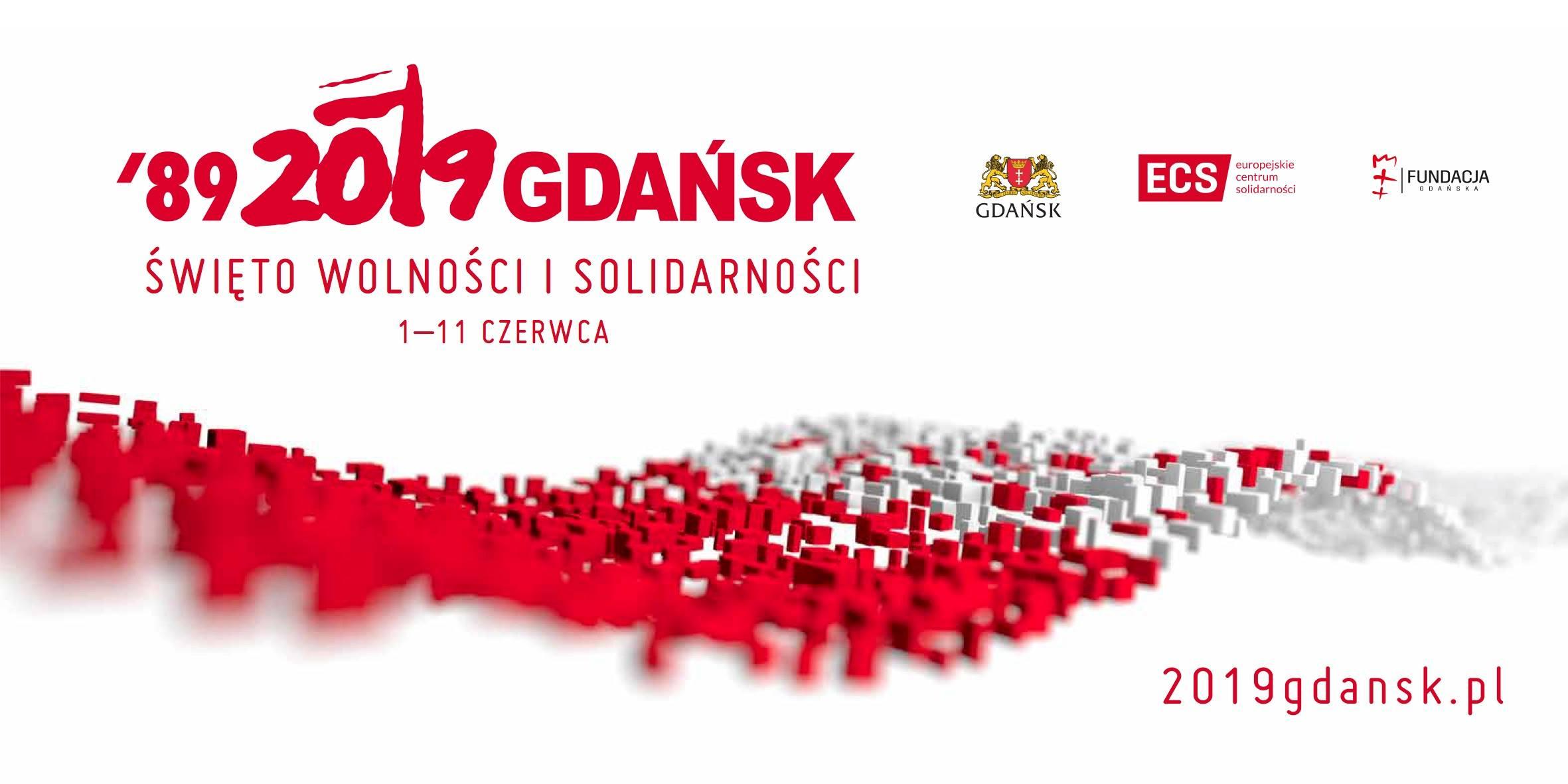 Święto Wolności i Solidarności #obchodygdansk