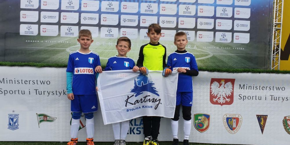 Juniorzy Cartusii z powołaniem do kadry Akademii Piłkarskiej LG