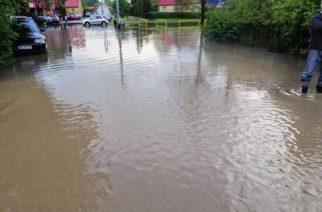 Zalane ulice i piwnice. Największe szkody w gminie Żukowo i Przodkowo