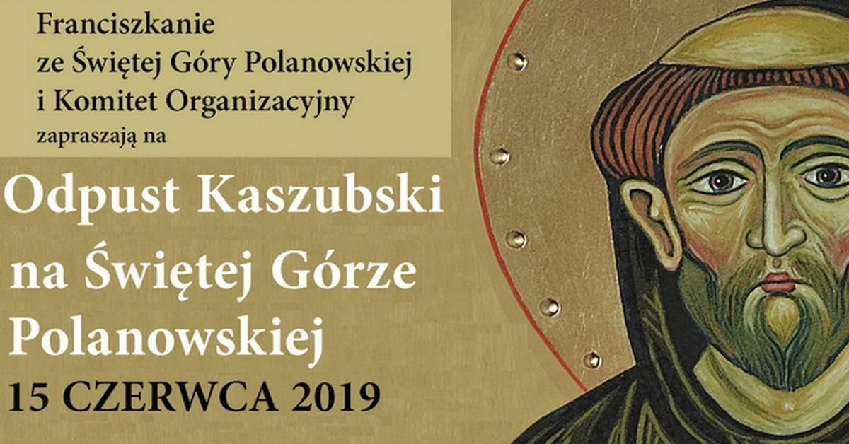 Odpust Kaszubski na Świętej Górze Polanowskiej