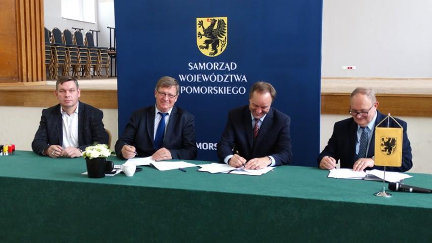 Gminy Kartuzy, Żukowo, Somonino i Sulęczyno z dofinansowaniem Urzędu Marszałkowskiego