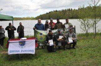 """PZW 82 """"Gryf"""" Żukowo rozegrało zawody wędkarskie w dyscyplinie gruntowo – feederowe"""