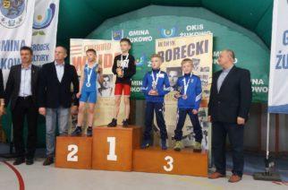 XXV start zawodników z Kartuz w zapaśniczym Memoriale H.Boreckiego i E.Wojdy!