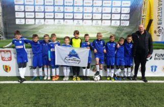 Juniorzy GKS Cartusia na turnieju Akademie Klasy Ekstra w Sopocie