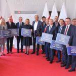 Gmina Sulęczyno z dotacją z budżetu i Funduszu Solidarności
