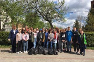 """""""Wszyscy wygramy, gdy świat posprzątamy"""" – wielkie sprzątanie gminy Chmielno"""