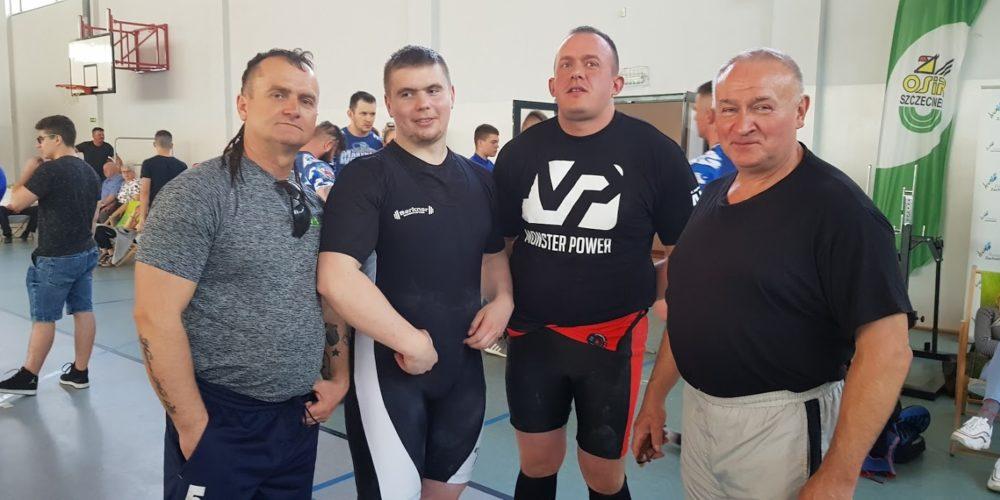 IV Mistrzostwa Szczecinka Bench press-Deadlift 2019 [ZDJĘCIA]