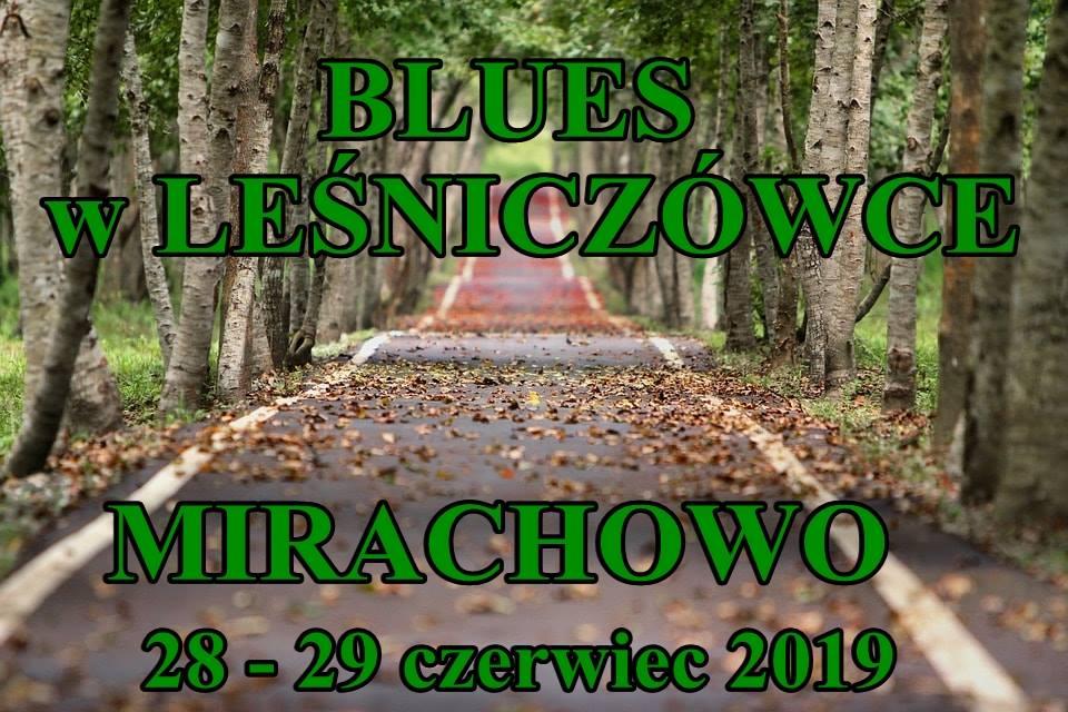Blues w Leśniczówce 2019