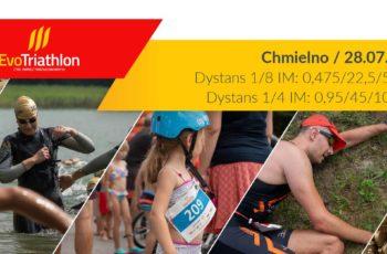 EvoTriathlon Chmielno 2019