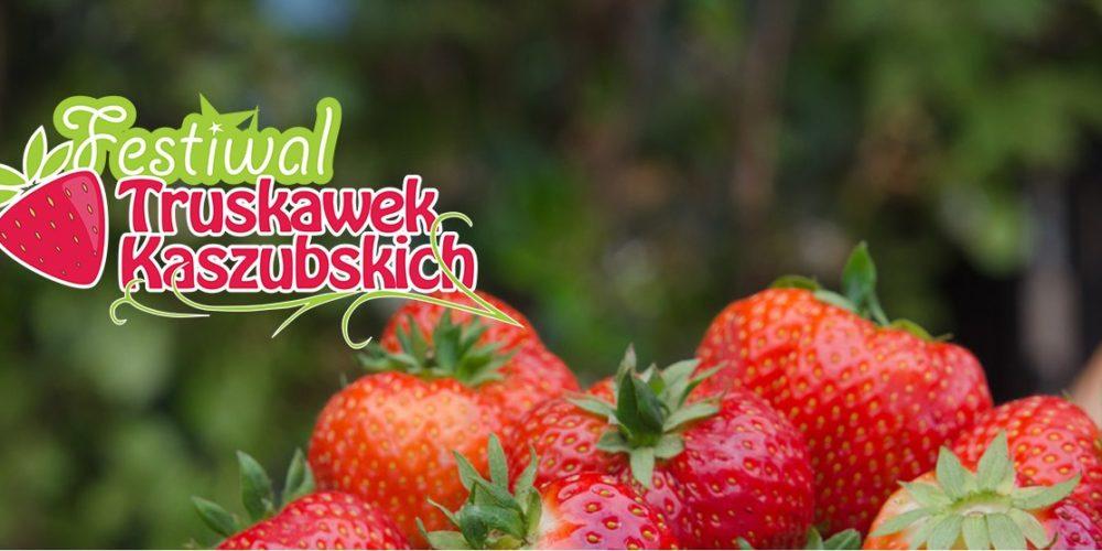Niedługo Festiwal Truskawek Kaszubskich w Chmielnie. Zgłoś swoje stoisko i weź udział w konkursach!