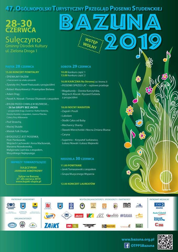 Bazuny 2019 - Sulęczyno