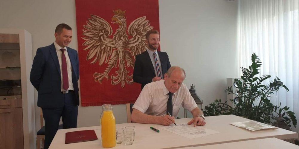 Reaktywacja linii kolejowej Pruszcz Gdański – Stara Piła? Jest list intencyjny