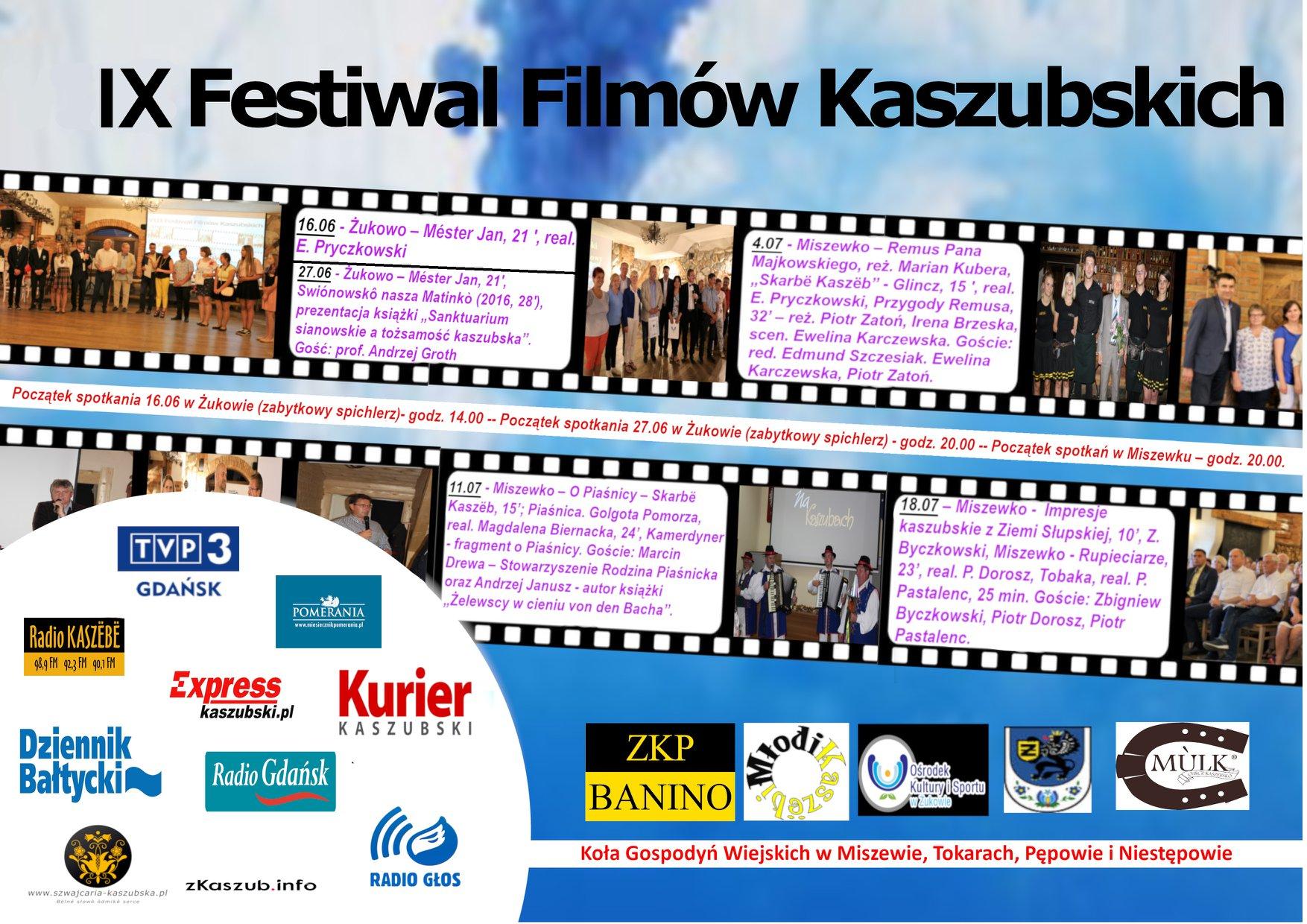IX Festiwal Filmów Kaszubskich