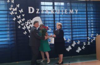 Jerzy Stachurski, wieloletni dyrektor szkoły w Czeczewie przeszedł na emeryturę [ZDJĘCIA, WIDEO]