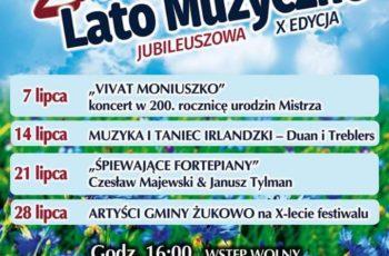 Żukowskie Lato Muzyczne 2019