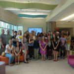 Uczniowie ZSZiO w Kartuzach w Stanach Zjednoczonych