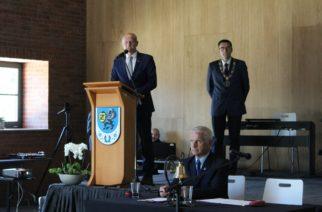 IX Sesja Rady Miejskiej w Żukowie poświęcona 30-leciu nadania praw miejskich [ZDJĘCIA]