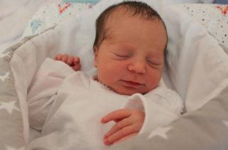 Przyszli na świat… Dzieci urodzone w kartuskim szpitalu [2019.06.21]