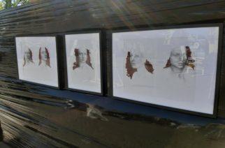 Wystawa Krystyny Bielak i Piotra Kuchty na kartuskim Rynku [ZDJĘCIA]
