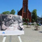 Wystawa na kartuskim Rynku z okazji rocznicy częściowo wolnych wyborów w Polsce
