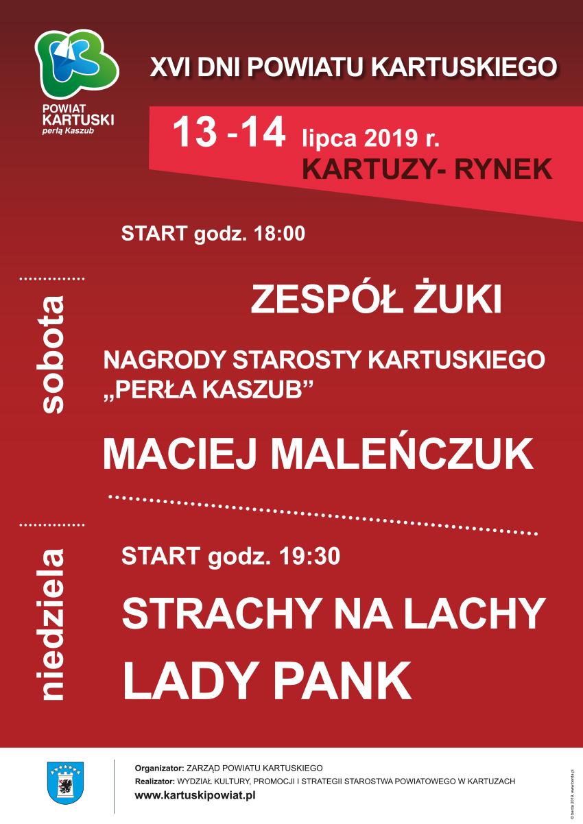 Dni Powiatu Kartuskiego 2019