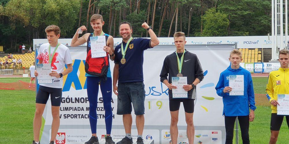 Zawodnik GKS Cartusia wygrał Mistrzostwa Polski U18!