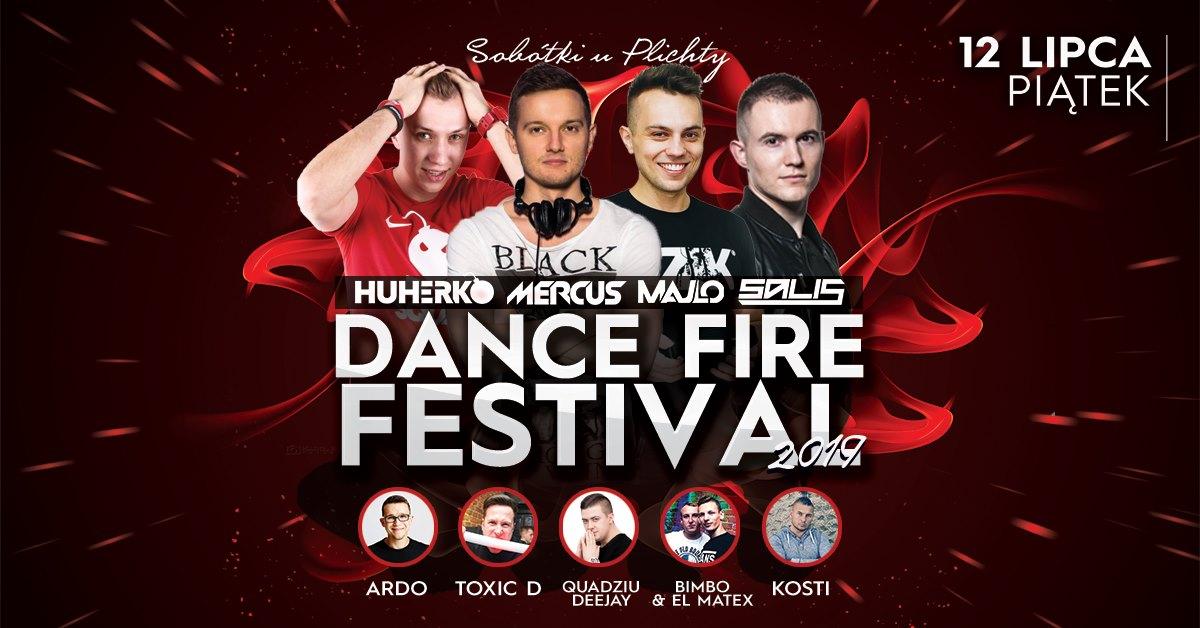 Dance Fire Festival 2019 - Kiełpino
