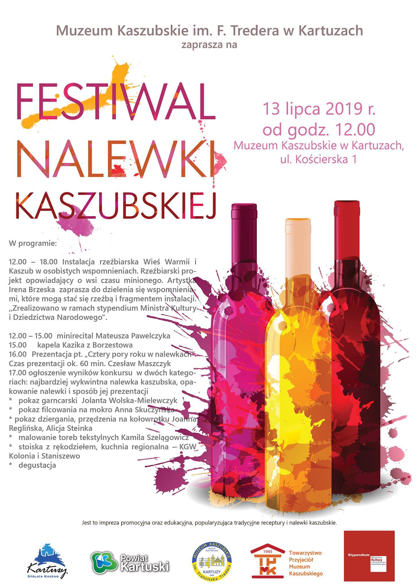 Festiwal Nalewek Kaszubskich 2019