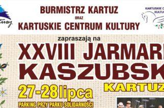 Jarmark Kaszubski w Kartuzach z Red Lips i Irą! Już 27 i 28 lipca!