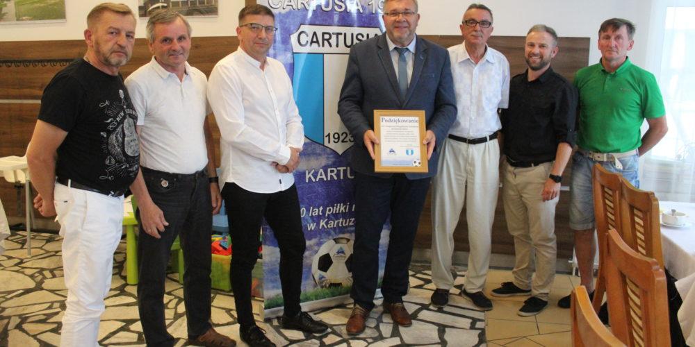 Cartusia 1923 Kartuzy rozpoczyna sezon 2019/20 [ZDJĘCIA]
