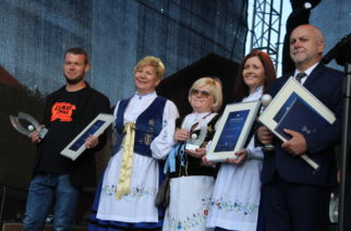 Wręczono Nagrody Starosty Kartuskiego Perły Kaszub 2018! [ZDJĘCIA]