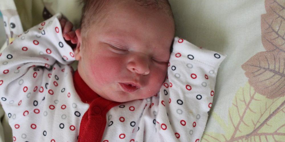 Przyszli na świat… Dzieci urodzone w kartuskim szpitalu [2019.07.29]