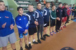 Zawodnik GKS Cartusia Międzynarodowym Mistrzem Polski w zapasach!
