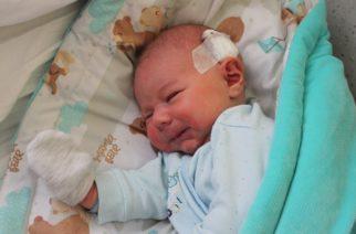 Przyszli na świat… Dzieci urodzone w kartuskim szpitalu [2019.07.05]
