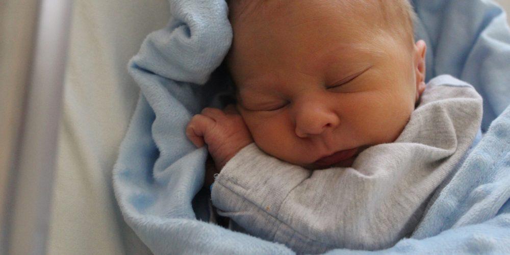 Przyszli na świat… Dzieci urodzone w kartuskim szpitalu [2019.07.22]