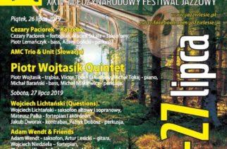 Jazz w Lesie 2019. Dwudniowe wydarzenie z muzyką wspaniałych artystów! [ZAPOWIEDŹ]