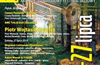 Jazz w Lesie 2019 – Sulęczyno