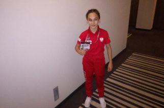 Pierwsza dziewczyna Cartusii na Mistrzostwach Europy!
